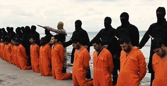 Three Syrian Christians Killed by ISIS